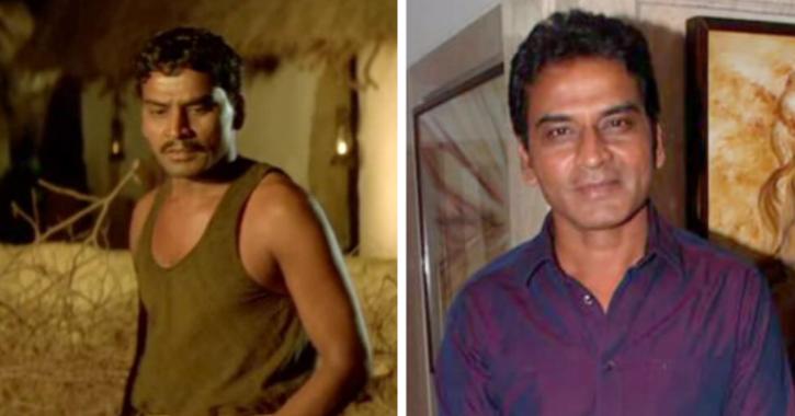 Daya Shankar Pandey (Goli) in Lagaan