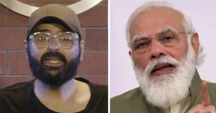 Kunal Kamra Blames PM Modi For
