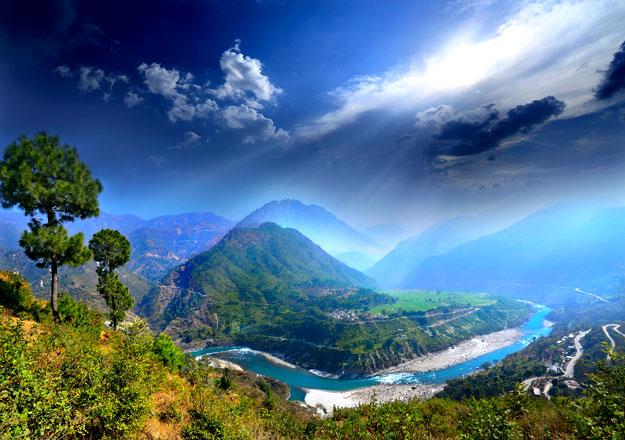 Uttarakhand Gross Environmental Product