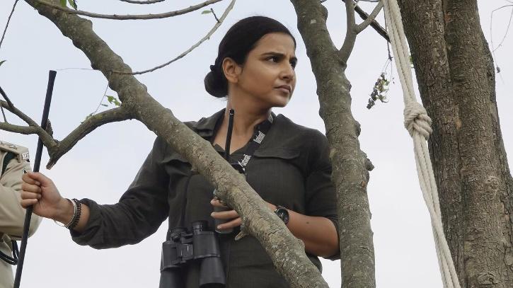 Vidya Balan in Sherni Trailer / Twitter