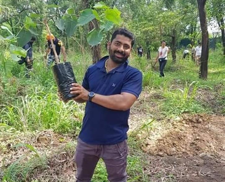 Aarey Forest Replantation Drive