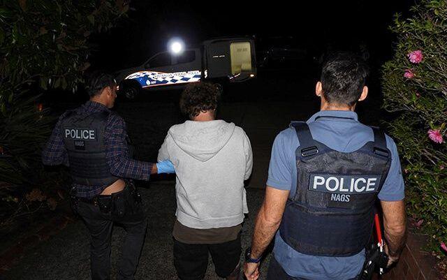 Hundreds of criminals arrested worldwide