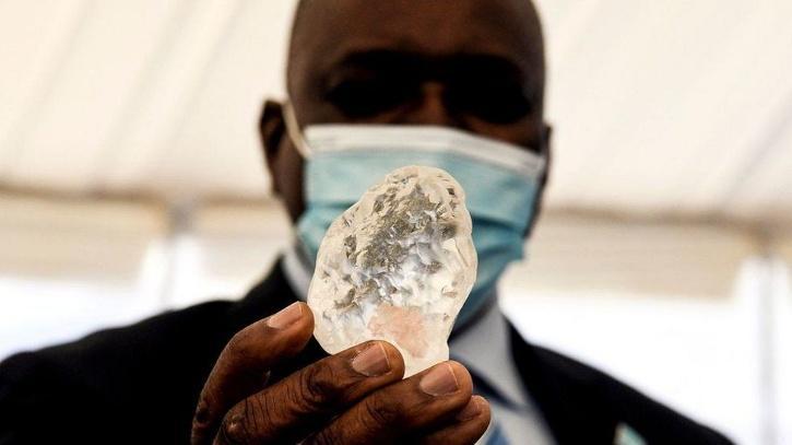 third-largest diamond