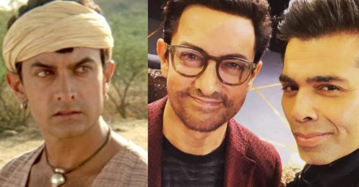 Aamir Khan Reveals KJO & Aditya Chopra Told Him He Was Making A Big Mistake Before Lagaan Shoot