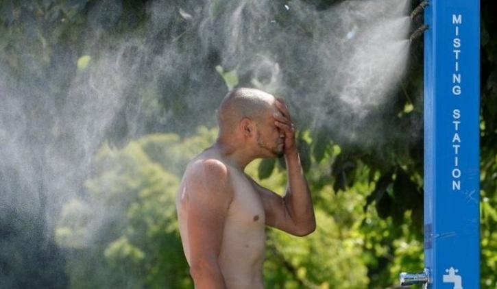 Canada heatwave