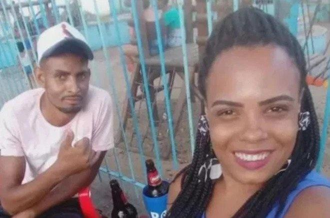 Dayane Cristina Rodrigues Machado and Andre