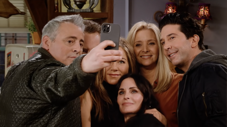 David Schwimmer Shares The Behind The Scenes Of Friends Reunion Special Expresses Of Being Grateful Forever