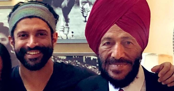 Farhan Akhtar Turns Emotional On Milkha Singh's Death Says Part Of Me Is Still Refusing To Accept That You Are No More