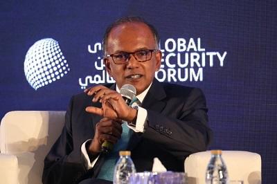 K Shanmugam