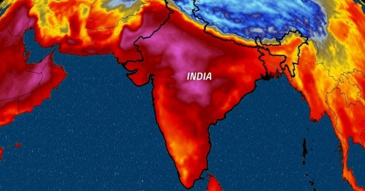 heatwave across india