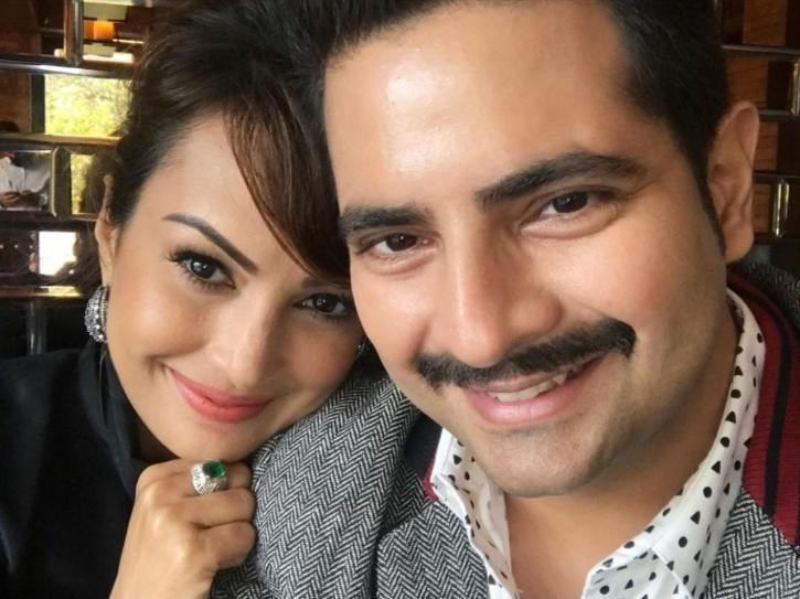 Karan Mehra and Nisha Rawal.