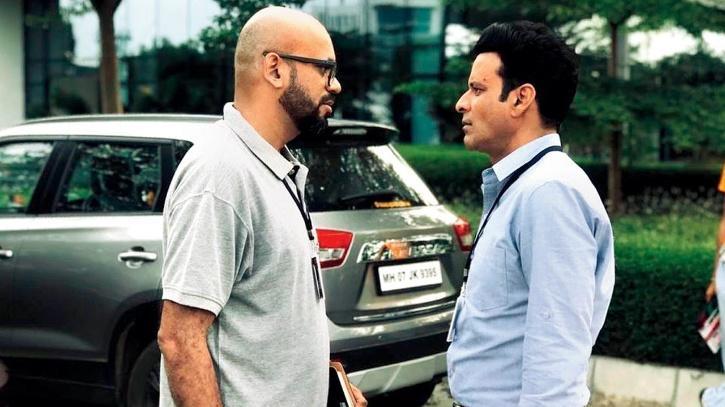 Manoj Bajpayee and Suparn Verma / Twitter