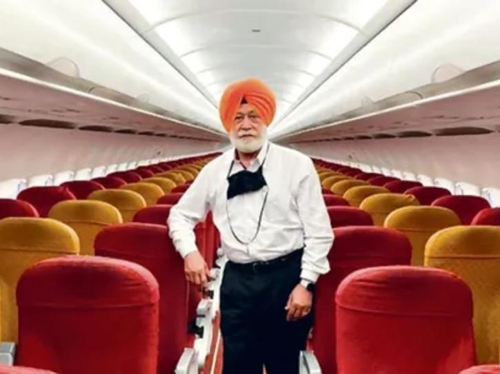 SP Singh Oberoi air india