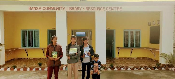 Bansa Community Library
