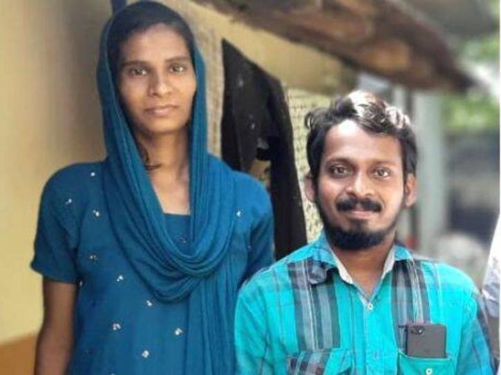 Rahman and Sajitha