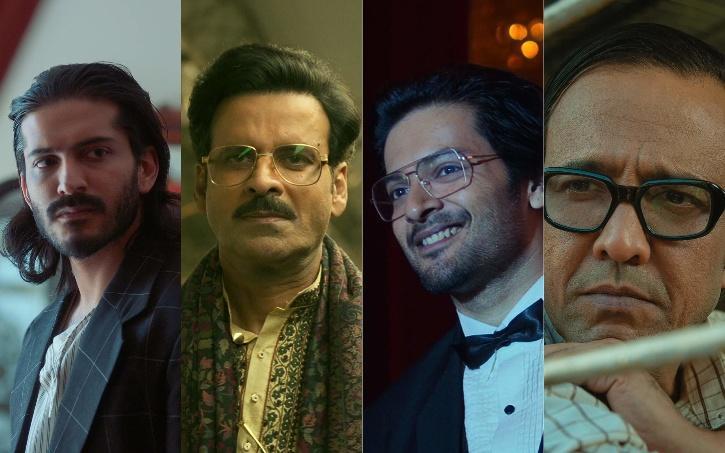 Harshvardhan Kapoor, Manoj Bajpayee, Ali Fazal and Kay Kay Menon / Netflix