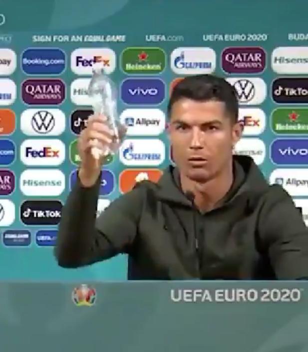Christiano Ronaldo Euro 2020