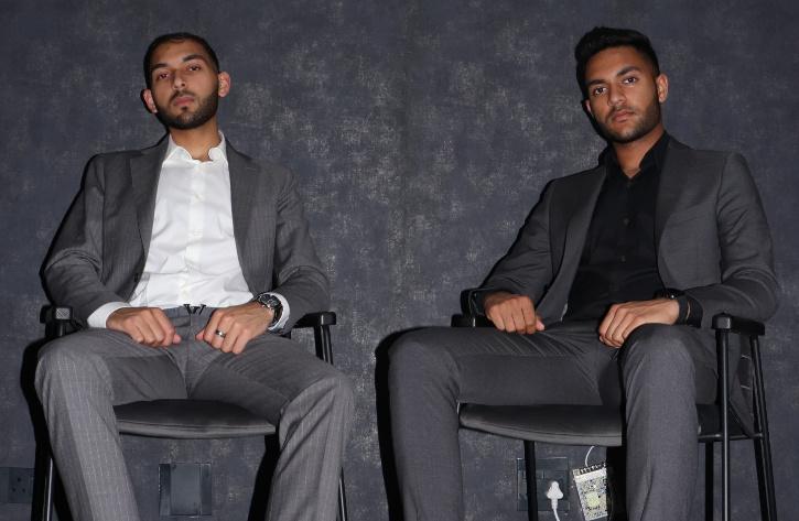 Ameer and Raees Cajee