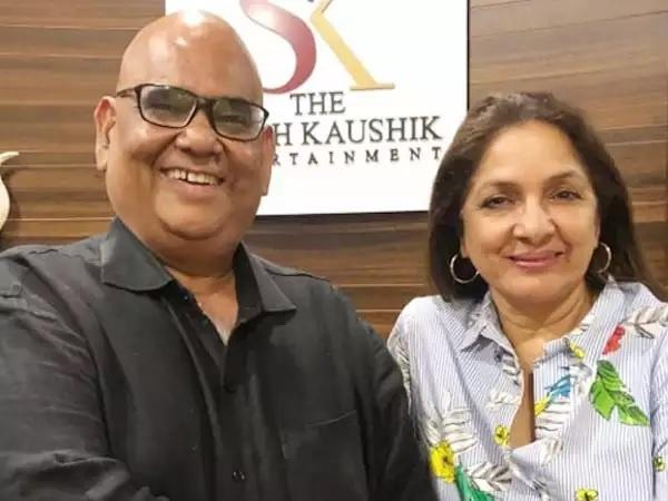 Satish Kaushik Recalls Pregnant Neena Gupta Was In Tears When He Offered To Marry Her