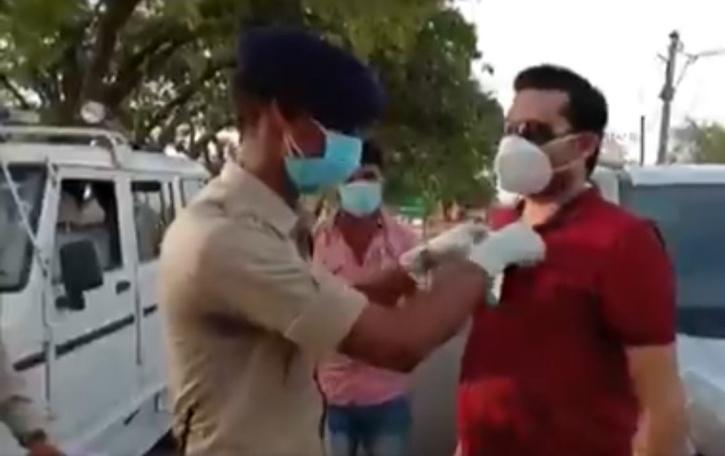 madhya prades Police