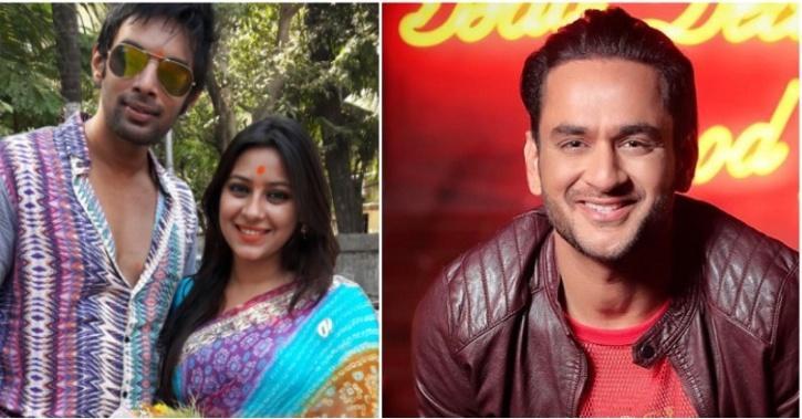 Pratyusha and Vikas