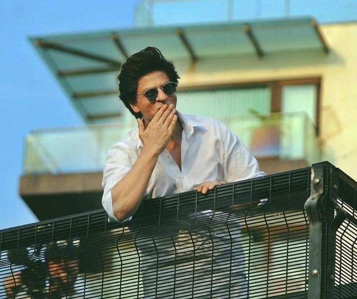Shah Rukh Khan / BCCL