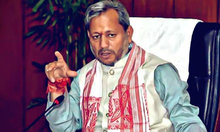 Uttarakhand Chief Minister Tirath Singh Rawat / ANI