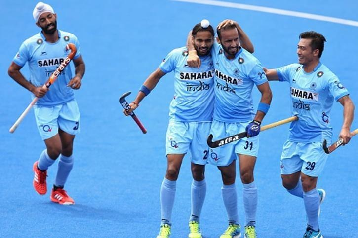 Indian Hockey Team Defeated Germany with 6-1