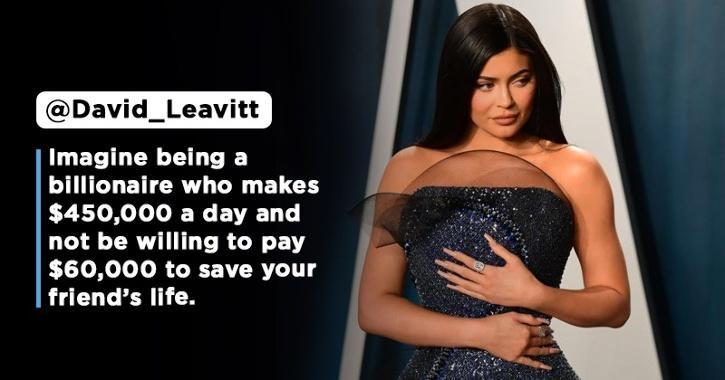 Billionaire Kylie Jenner Slammed For Asking Donation For Her Makeup Artist Surgery