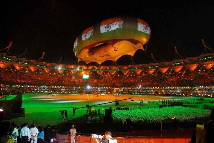 Delhi CWG