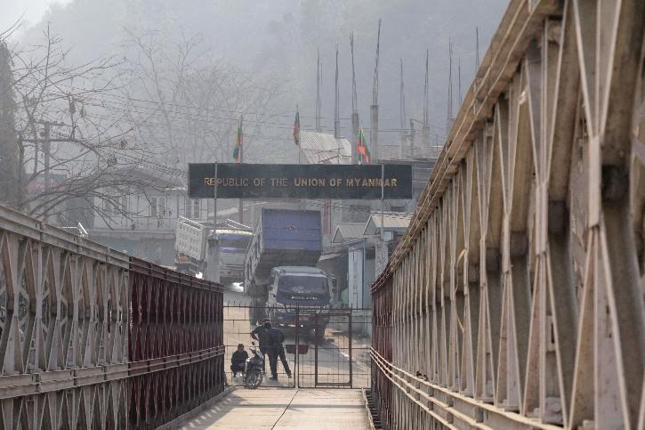 India Myanmar Border