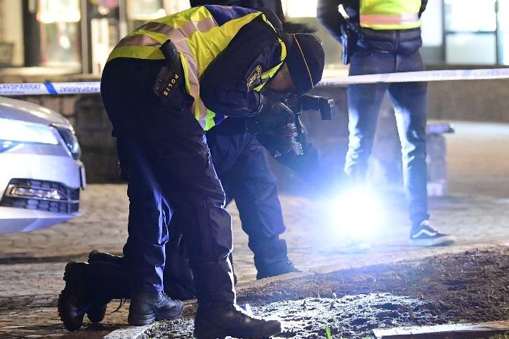 Stabbing Attack In Sweden