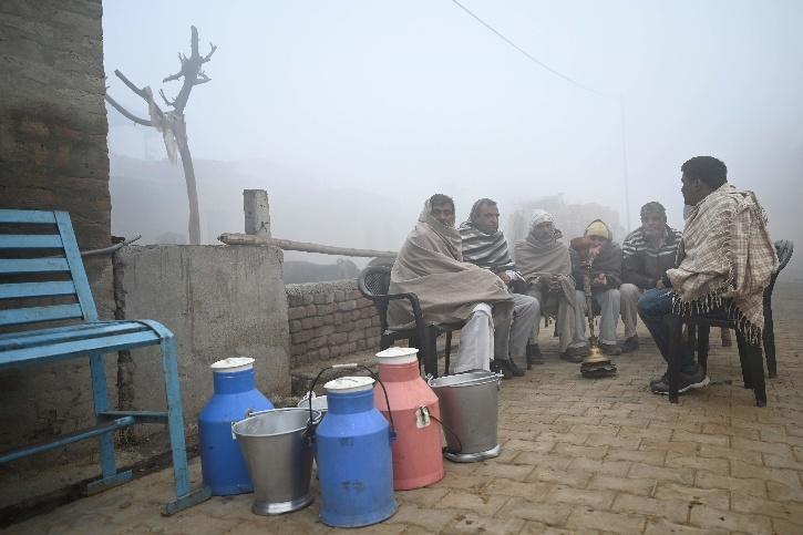 Farmers Stop Selling Milk