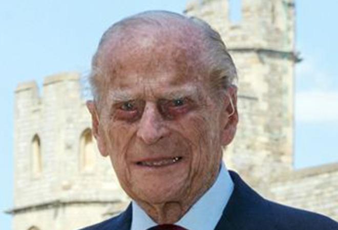 The Duke of Edinburgh