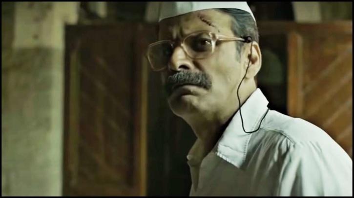 Manoj Bajpayee in Bhosle / Twitter