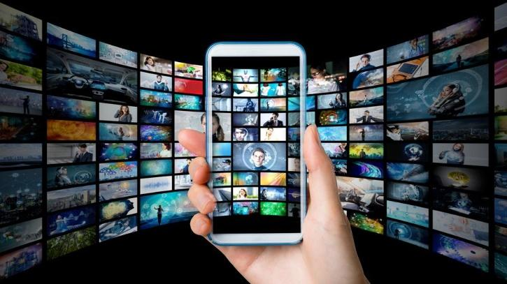 Online video streaming carbon emission