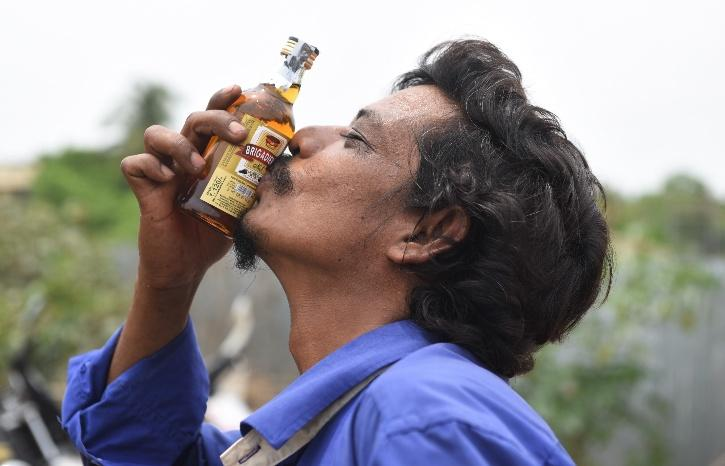 Legal Liquor Drinking Age