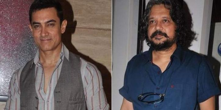 Aamir Khan and Amole Gupte / Indiatimes