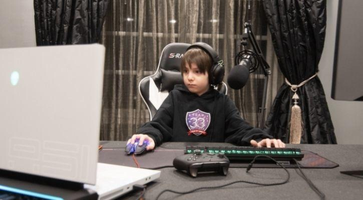 youngest pro fortnite player