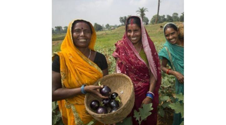 rural women farmers