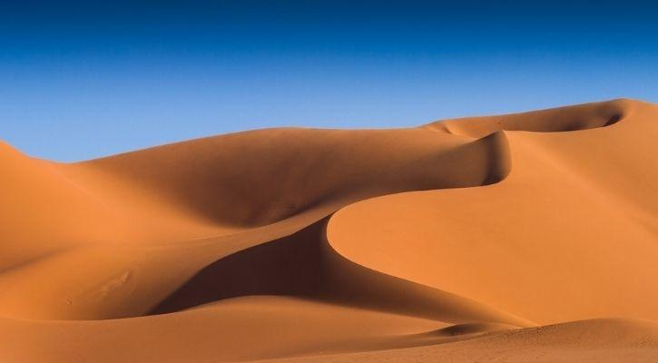 protoplanet sahara desert