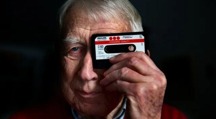 lou ottens compact cassettes