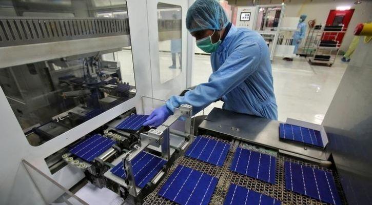 coal india solar wafer production