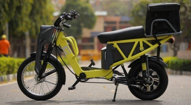 hope electric scooter