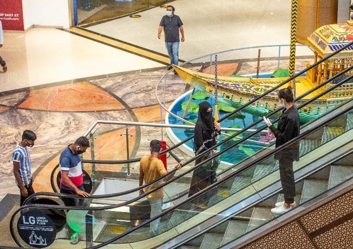 BMC Covid Testing Mumbai Malls