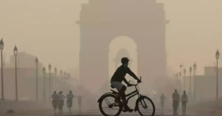 The report said that crop burning, which is one of the key factors contributing to air pollution
