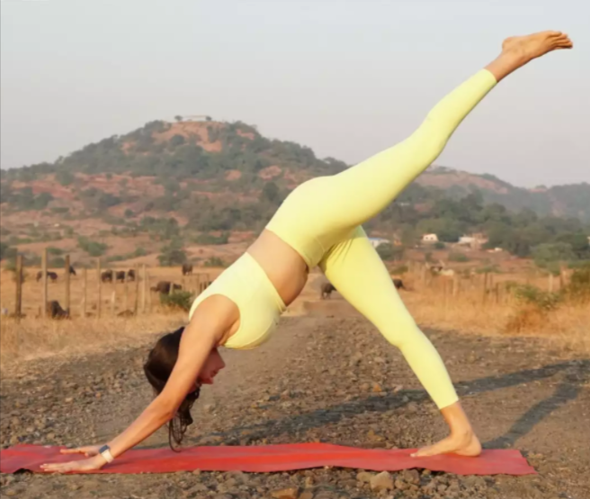 deepika yoga