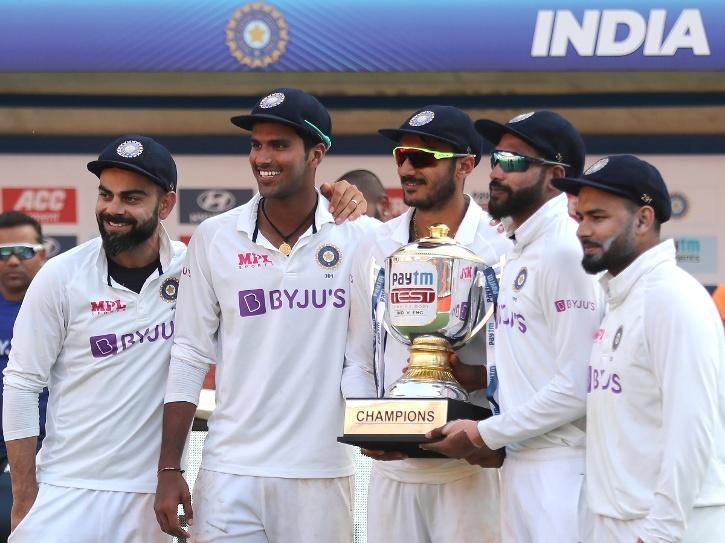 India Beat England, Win Test Series 3-1
