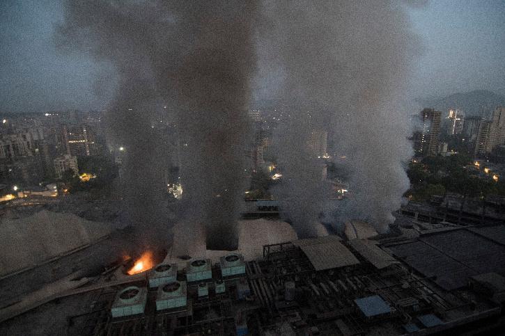Mumbai Hospital Fire