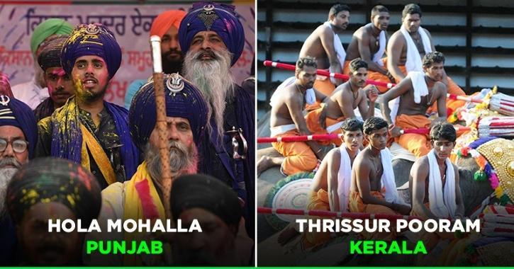 Celebrations indian covid